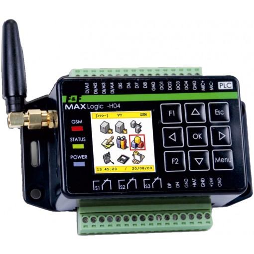 Программируемый логический контроллер MAX H04