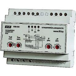 Приборы для контроля напряжения, тока, мощности