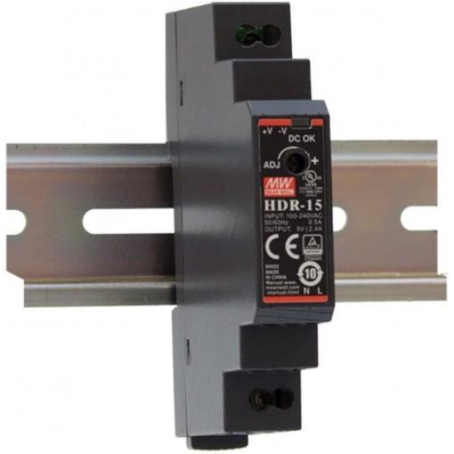 Источник питания AC-DC HDR-15-5