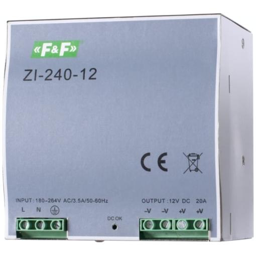 Блок питания ZI-240-12