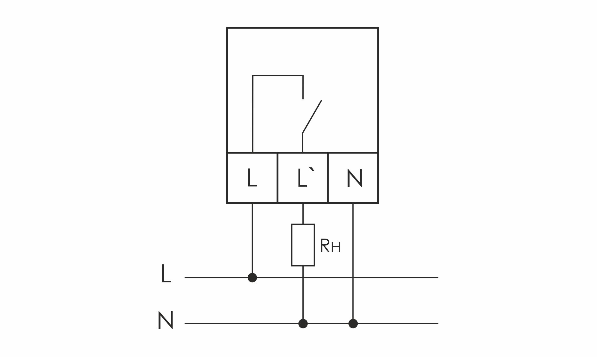 схема подключения CP-721-1