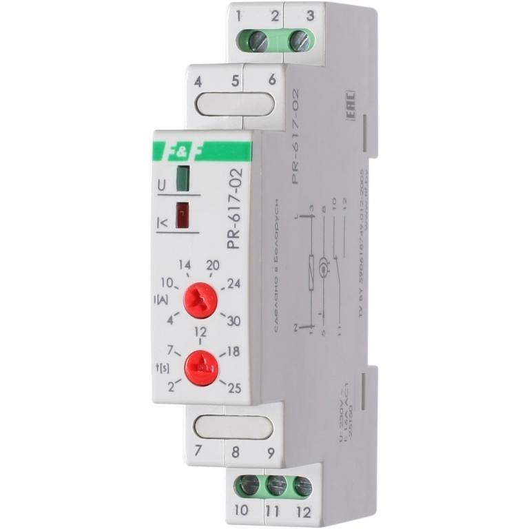 Реле тока PR-617-02