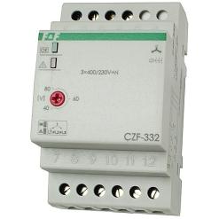 Реле контроля фаз CZF-332