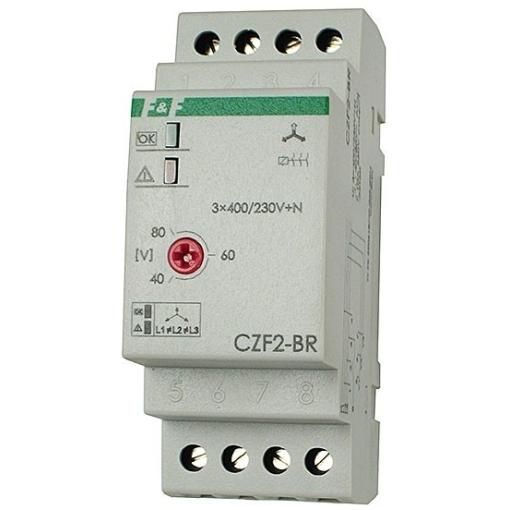 Реле контроля фаз CZF-2BR