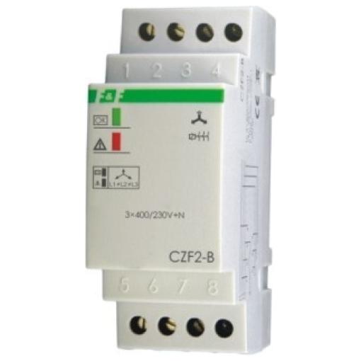 Реле контроля фаз CZF-2B