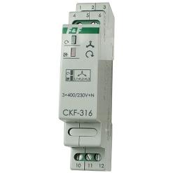 Реле контроля фаз CKF-316