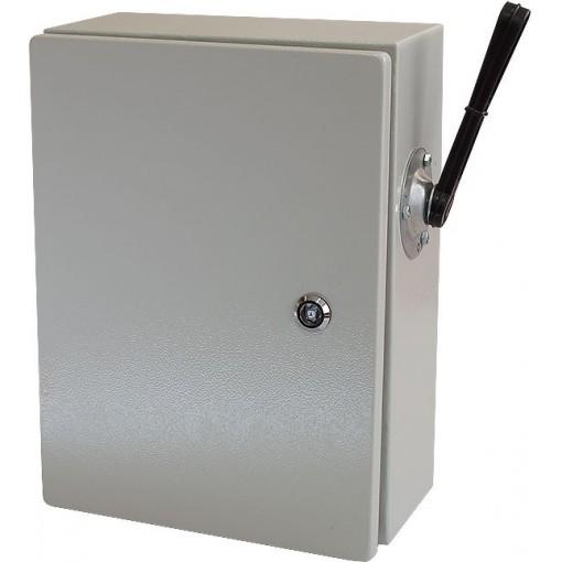 Ящик с рубильником-выключателем и предохранителями ЯРП 100А