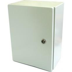 Щиток навесной металлический ЩПУ2-Э (390*290*190)