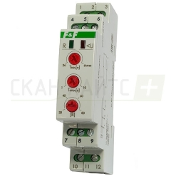 Реле контроля фаз CKF-318