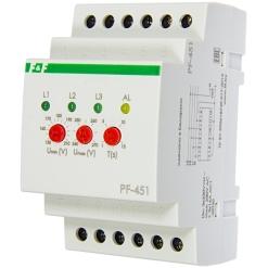 Переключатель фаз автоматический PF-451