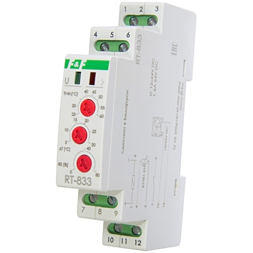 Терморегулятор RT-833