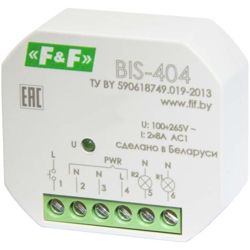 Реле импульсное BIS-404