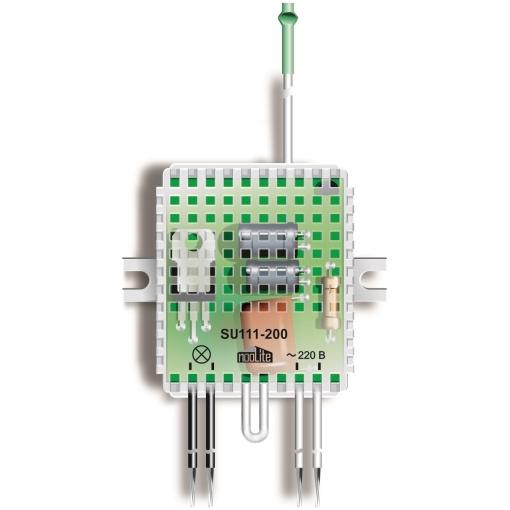 Радиоуправляемый выключатель (силовой блок) nooLite SU111-200