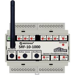 Радиоуправляемый выключатель (силовой блок) nooLite-F SRF-10-1000