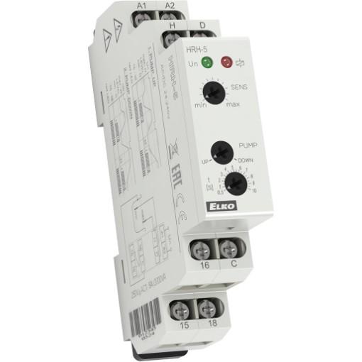 Контроллер уровня жидкости HRH-5