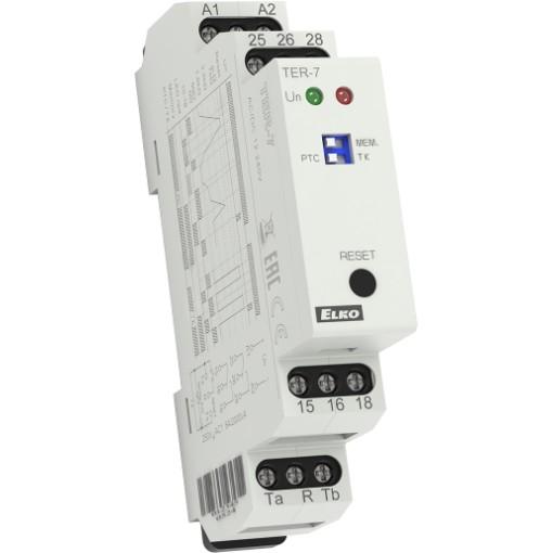 Термостат контроля за температурой обмотки эл.двигателя TER-7