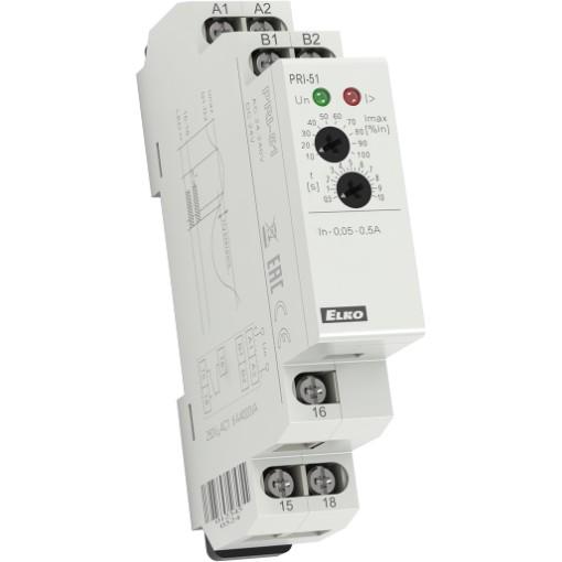 Реле контроля тока PRI-51