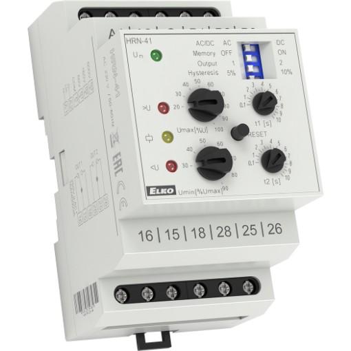 Реле контроля напряжения HRN-41