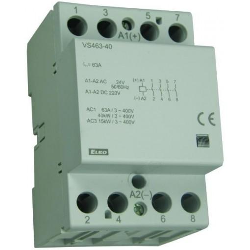 VS120-01 Модульные контакторы NC