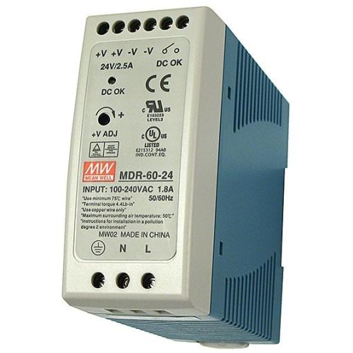 Источник питания MDR-60-24