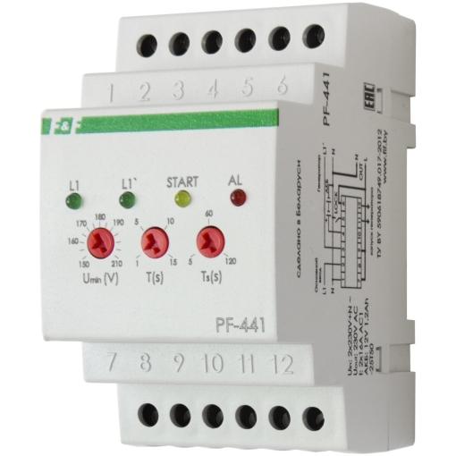Переключатель фаз автоматический PF-441