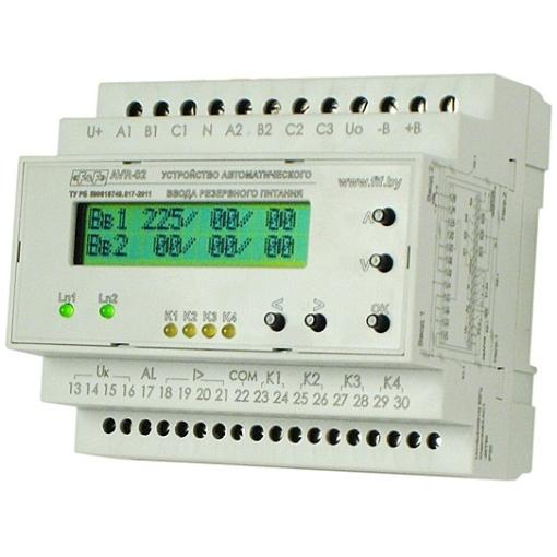 Блок ввода резервного питания AVR-02