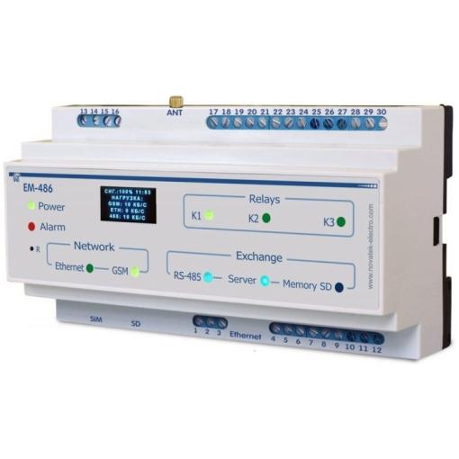 Контроллер ЕМ-486