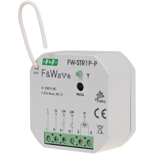 Реле управления роллетами FW-STR1P-P