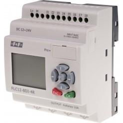 Программируемый логический контроллер FLC12-8DI-4R