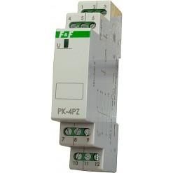 Реле электромагнитное (промежуточное) PK-4PZ