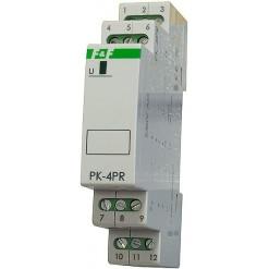 Реле электромагнитное (промежуточное) PK-4PR