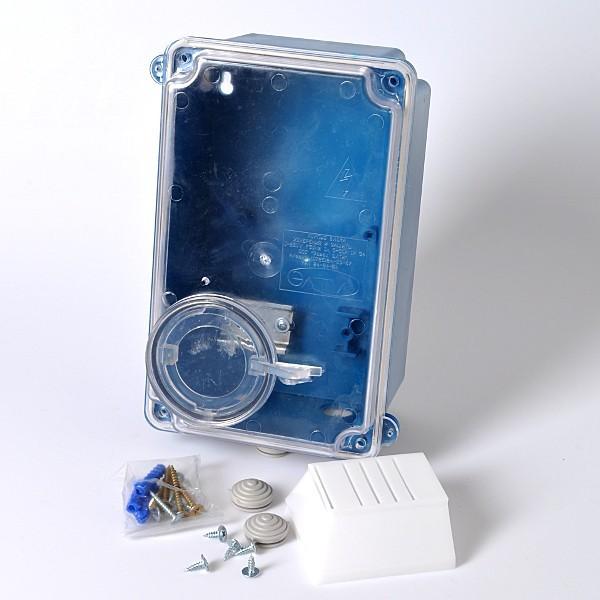 БИЗ 1ф щит монтажный блока измерения и защиты однофазный
