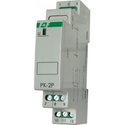 Реле электромагнитное (промежуточное)PK-2P